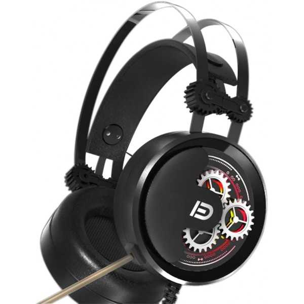 Computer Headset X9 Gaming Headset Noir
