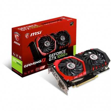 CARTE GRAPHIQUE Geforce Gtx 1050 Ti 4Go