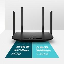 TP-LINK Modem Routeur WiFi AC1200 VDSL-ADSL Archer VR300