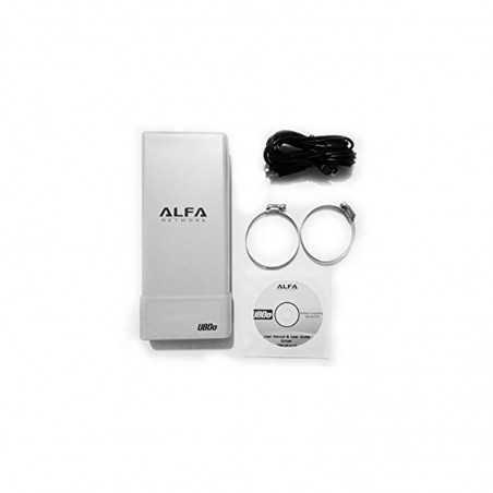 ALFA AWUS039NH 6800 MW WiFi USB Adaptateur 98dbi