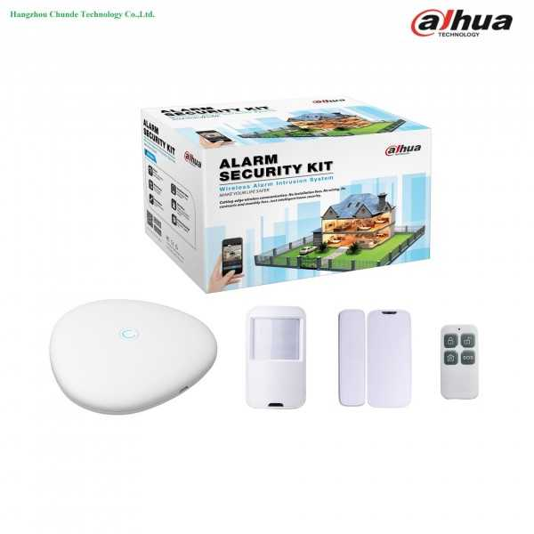 ALARM WIRELESS SECURUTY KIT DAHUA ARC2000B