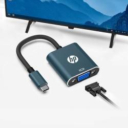 Convertisseur HP DHC-CT201 de USB C 3.1 a VGA
