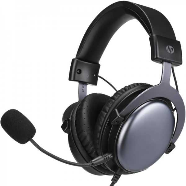 Casque Gamer HP DHE-8003, 7.1 Virtuel avec Microphone