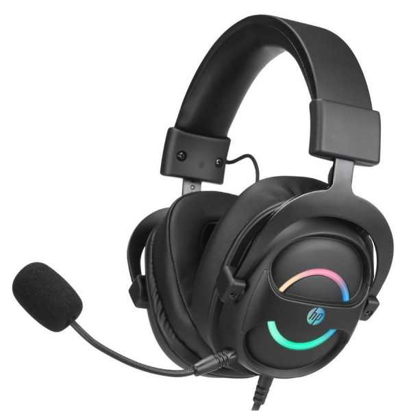 Casque Gamer HP DHE-8006, 7.1 surround avec Microphone