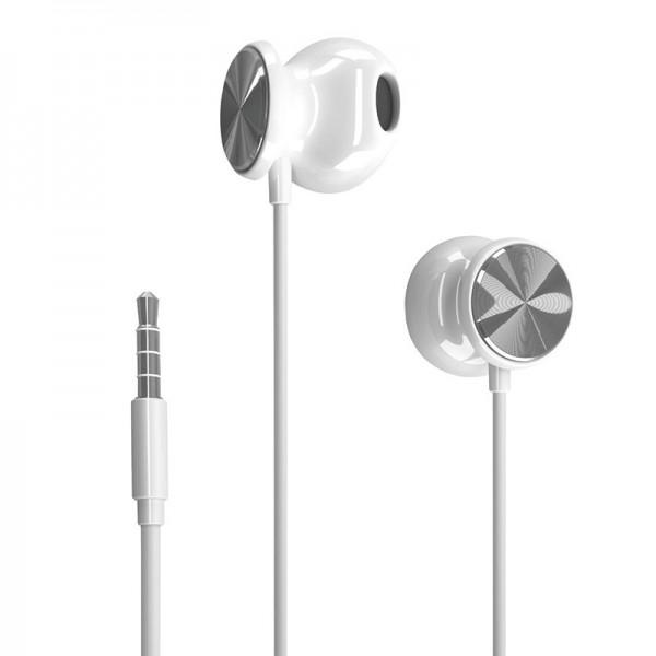 HP Écouteurs Stéréo intra-auriculaire avec contrôle du volume
